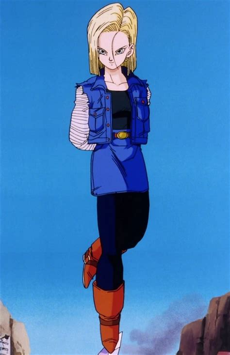android future future android 18 villains wiki villains bad guys comic books anime