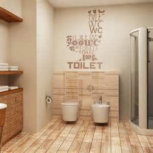 wall stickers toilet idiomas
