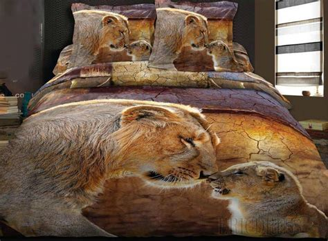 3d Bedding Sets Best Animal 3d Bedding Sets And Comforters