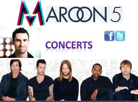 maroon 5 fan club fans de maroon 5 pr 233 sentation de maroon 5 et ses membres