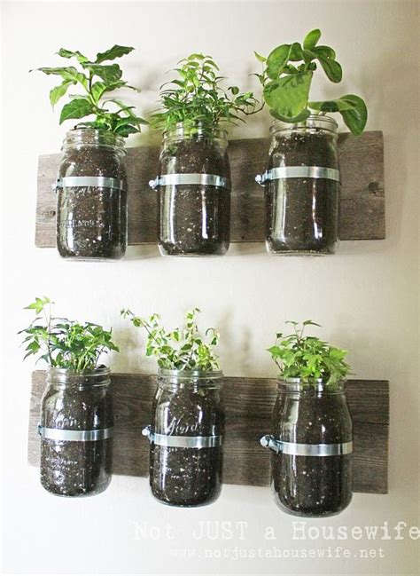 jar wall planter best 35 diy easy and cheap jar projects