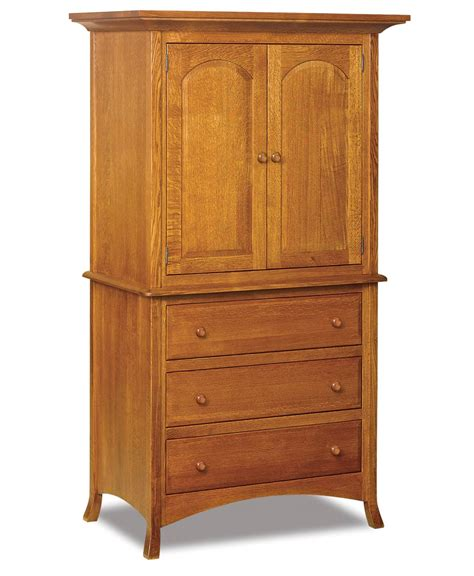 2 piece armoire carlisle 2 piece 3 drawer armoire amish direct furniture