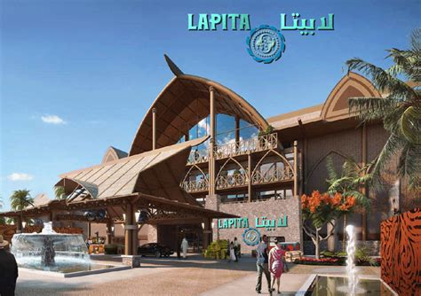 Full Home Interior Design by Polynesian Hotel Planned For Dubai Parks Amp Resorts