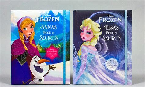 Promo Elsa Set 3in1 disney frozen 2 book set groupon goods
