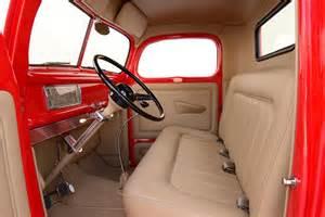 Car Seat Upholstery Designs 1940 Ford Boyd Coddington Pickup Barrett Jackson Auction