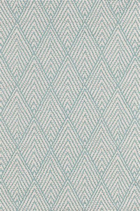 tahitian stitch horizon white fabric texture pillow