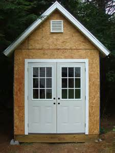 shed doors handy crafty