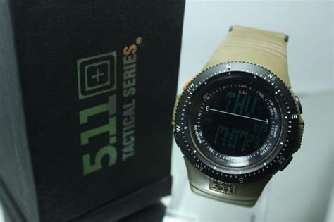Jam Tangan Tactical 5 11 Black Ops jual jam tangan 5 11 tactical field ops coyote