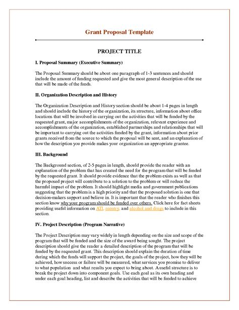 best photos of project proposal format exle sle