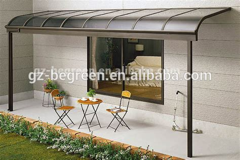 pavillon 3x3 metall 2 5x3 06m easy installation polycarbonate patio cover