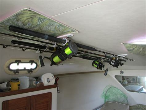 boat cabin rod holders the hull truth boating and fishing forum view single