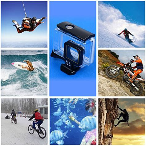 Pelindung Yi Sinofer Underwater Waterproof Touch Screen 45m For