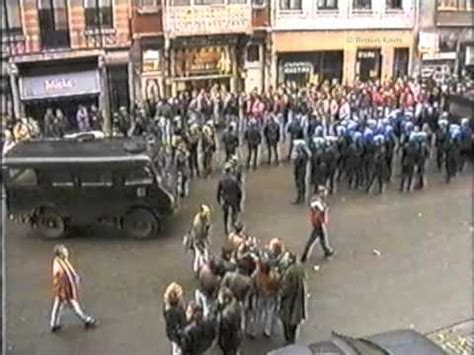 Kaos Psg Year by Skool Hools German Hooligans Brussels Belgium
