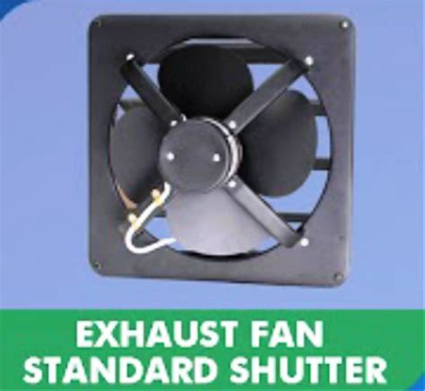 Saklar Exhaust Fan jual exhaust standard shutter harga murah surabaya oleh pt