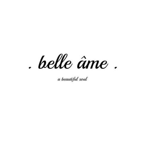 belle ame anima bella aphorismes phrases et citations