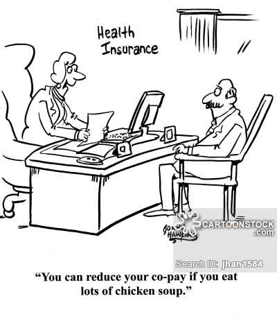 Health Insurance Agent Cartoons and Comics   funny
