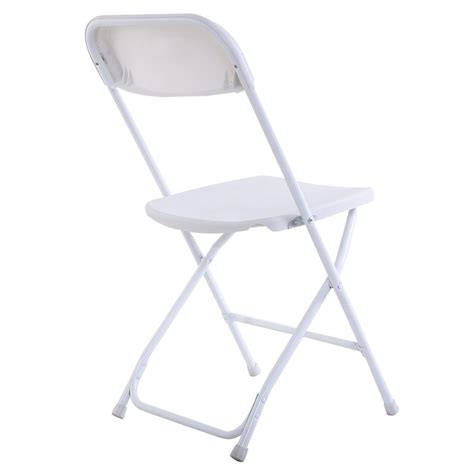 event chair new set of 10 plastic folding chairs wedding event