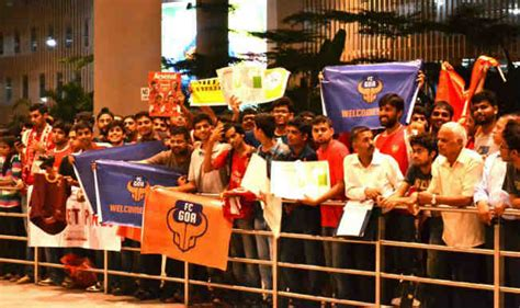 bookmyshow fc goa indian super league cheapest isl tickets in goa to cost
