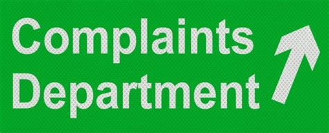Complaint Department by 301 Moved Permanently
