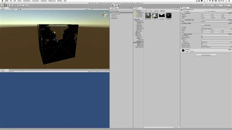 correct flowlayoutgroup in unity3d as per skybox with alpha in unity 3d with cardboard