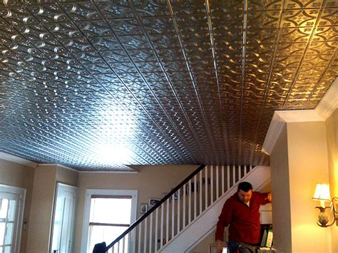 tin ceiling installation tin ceilings installation guides tin ceiling xpress