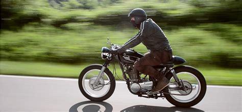 Motorrad Heck Englisch by Yamaha Sr 500 Caf 233 Racer Klassisch Englischer Umbau