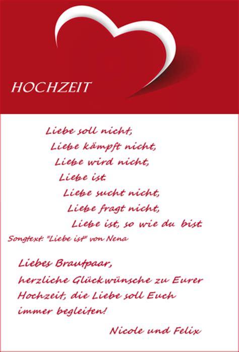 Hochzeitskarte Schreiben Muster Mustertexte F 252 R Gl 252 Ckw 252 Nsche Und Gr 252 223 E Hochzeitskarte Mit Einer Romantischen Einleitung