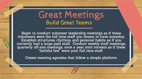 Off Site Meeting Agenda Template