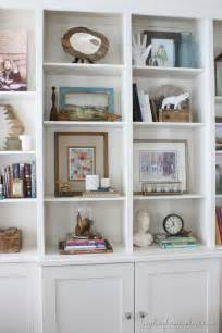 bookshelf decor lessons learned in styling a bookcase finding home farms