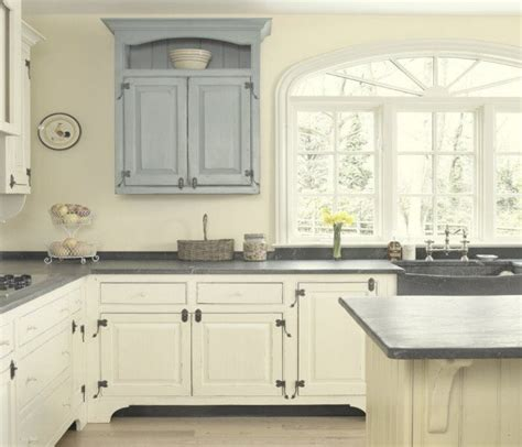 Milk Painted Kitchen Cabinets | kitchen cabinets milk paint painting pinterest