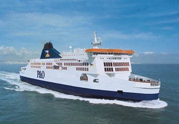 the of glass ferry books p o ferries pride of kent ferry review and ship guide