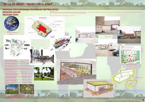 House Floor Plan Samples presentation sheets martin mcclean architectural