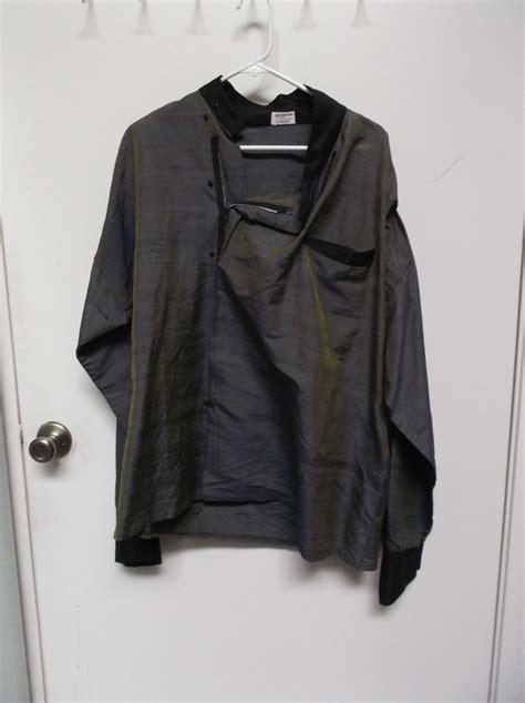 Trek Wardrobe by Trek Space Nine Screen Used Wardrobe Shirt