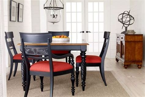 Ethan Allen Classics Dining Room Set by Ethan Allen Classic Dining Room And Black Dining Rooms On