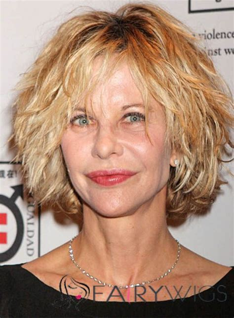 does meg ryan wear a wig is meg ryan wearing hair extensioms in the women