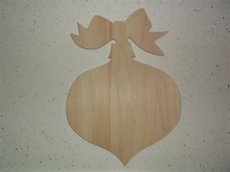 Unfinished Wooden Ornaments - unfinished wooden ornament large wall decor ornament