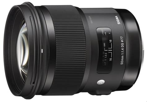 sigma 50mm f1 4 dg hsm a for canon sigma 50mm f1 4 dg hsm lens announced daily news