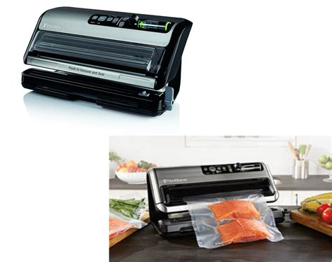 Foodsaver FM5000 Vs FM5480 - What to pick? Foodsaver Vacuum Sealer 5000
