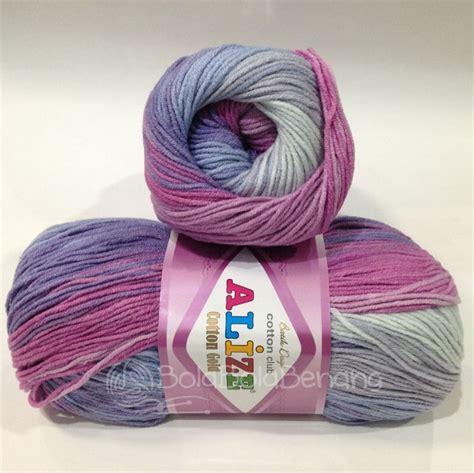 Benang Rajut Yarn Cotton Crochet Sembur Biru 23 best alize cotton gold benang rajut import images on chrochet crochet hooks and