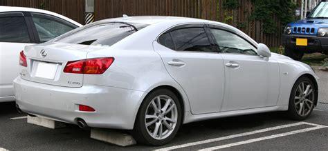 lexus 250 is 2008 review is250 release date autos weblog