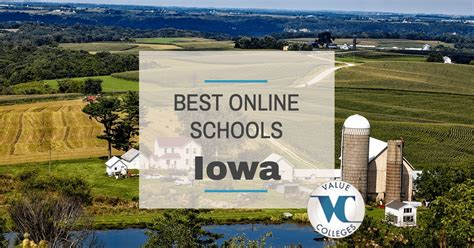 Iowa Mba Ranking by Top 10 Best Colleges In Iowa Value Colleges