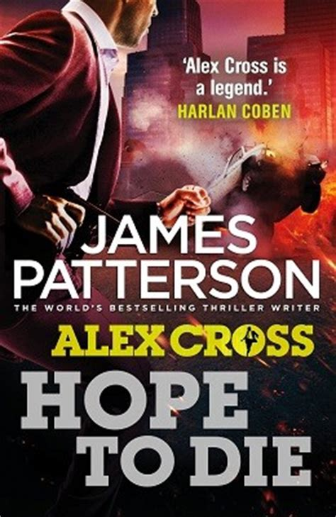 the vs alex cross books to die by patterson waterstones