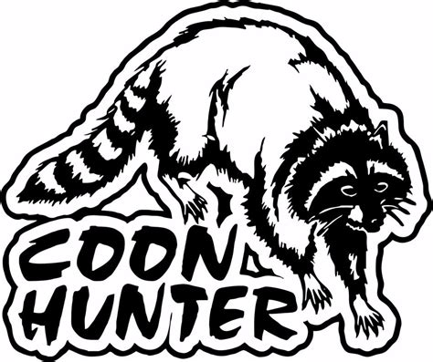coloring pages of coon dogs coon hunter hunting raccoon gun car truck window wall