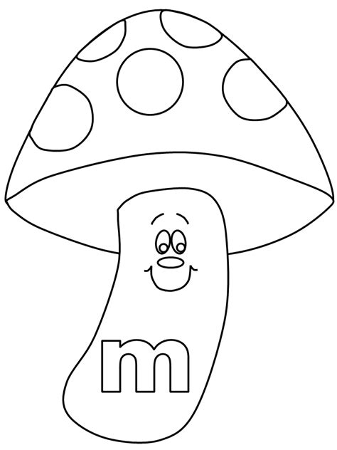 Alphabet M Coloring Pages by Alphabet M Coloring Pages Coloring Book