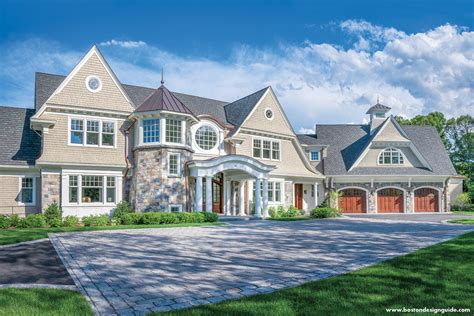 stunning suburban home boston design guide