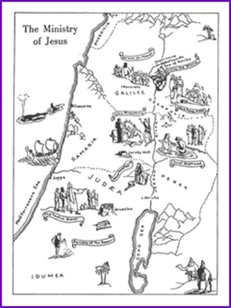 jesus the revolutionary a chronological narrative of the of from the birth to the samaritan books of jesus map charge an activity sunday school