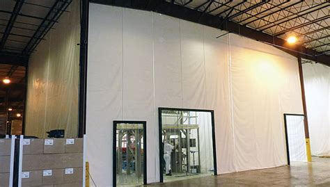 dust curtain wall curtain walls control noise and dust 2013 03 01