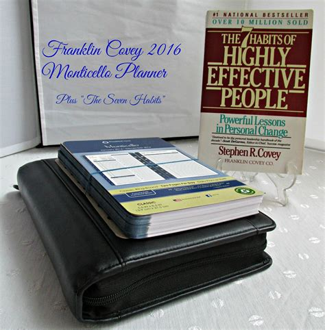 day planner books franklin covey leather day planner monticello 2016