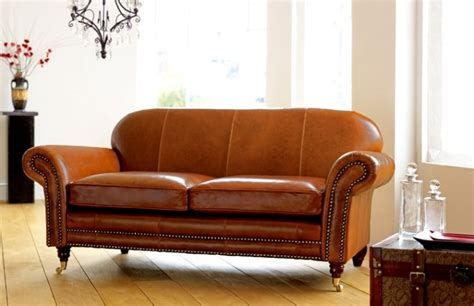 leather settee sofa 1 5 seater rochester vintage leather settee leather sofas