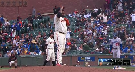 dodgers  giants  pablo sandoval pitched dodgers digest